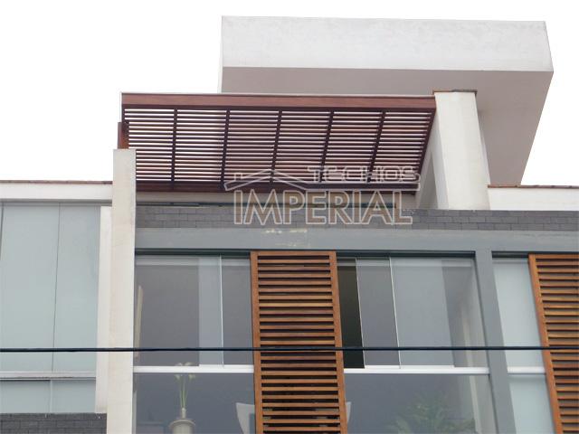 Techos de madera techos de terrazas techos para terrazas - Techos para terraza ...