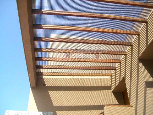 Fotos terrazas y pergolas techos de madera para terraza - Techos de madera para terrazas ...